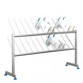 Boot drying rack