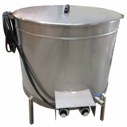 BK3 manual dip tank for poultry