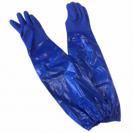 Long sleeve gloves