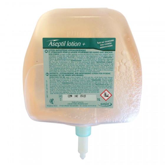 Savon antiseptique recharge 1L