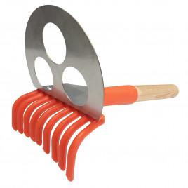 Scalding rake