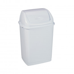 35L bin with tilting lid