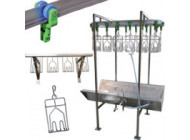 Poultry hanging solutions